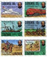 Ref. 55692 * MNH * - LIBERIA. 1979. CENTENARY OF THE DEATH OF SIR ROWLAND HILL . CENTENARIO DE LA MUERTE DE SIR ROWLAND - Liberia