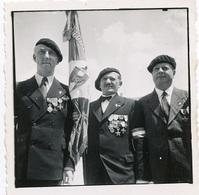 Montmorillon 86500 5 Photos Cérémonie Du 5 Juillet 1941 300CP02 - Lieux