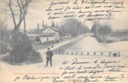 39 - DOLE : La Canal Charles Quint- CPA - Jura - Dole