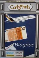 Avion / Airplane /  Airbus A3XX / A380 / Cartomania / Blagnac - 1946-....: Era Moderna