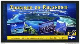 POLYNESIE 2006  Carnet N° C779 ** ( 779/790 ) Neuf MNH Superbe C 28 € Poissons Fleurs Bateaux Paysages Fishes Fl - Carnets