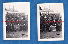 3 Photos Anciennes D'un Soldat Français - WANGEN - Groupe De Militaire Du 5e Train Hippomobile 451e Co - Alsace WW2 - War, Military