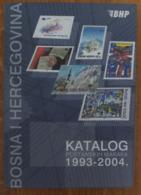 Bosnia And Herzegovina 1993 - 2004 Briefmarken Katalog Stamp Catalogue Colour - Otros