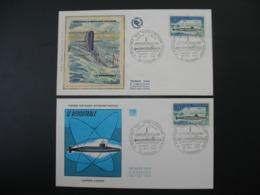 FDC France 1969   N° 1615 - 1960-1969