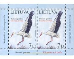 Ref. 339377 * MNH * - LITHUANIA. 2013. AVE NACIONAL - Lithuania