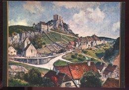 CPM Neuve 68 FERRETTE Le Sundgau Au XVIème Siècle - Ferrette