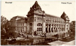 BUCURESTI - Palatul Postei - Rumänien