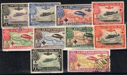 España Nº 339/48. Año 1926 - Unused Stamps