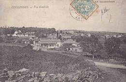 Ain - Collonges - Vue Générale - France