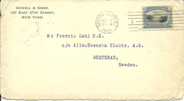 USA 1901 Cover , Cancelled Madison SQ STA NY OCT 9 1901 - Vereinigte Staaten