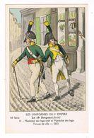 Uniforme.1er Empire. Maréchal Des Logis. 1803.  BUCQUOY.  (109) - Uniforms