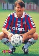 BRD Lothar Matthäus FC Bayern München Fussball - Sammelbild Aus Den 90-ziger Jahren - Sport