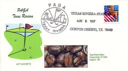 UNITED STATES - 1997 SPECIAL GOLF CANCEL  519 - Event Covers