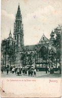 Belgique - Anvers - La Cathedrale Vu Del La Place Verte - Fp Nv - Belgio