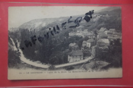 Cp Ligne De La Mure La Motte Les Bains  Et Le Vivier N 251 - Sonstige Gemeinden