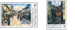 Ref. 146478 * MNH * - MACEDONIA. 2004. ARTS . ARTE - Arte