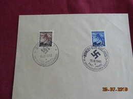 Lettre FDC De 1942 - Brieven En Documenten