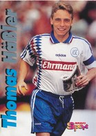BRD Thomas Häßler KSC Karlsruher Sportclub Fussball - Sammelbild Aus Den 90-ziger Jahren - Sport
