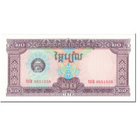 Billet, Cambodge, 20 Riels, 1979, Undated (1979), KM:31a, NEUF - Laos