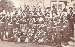 Russia - Tsar Nicholas II And Grand Duchess Tatiana, Commander Of The Uhlan Regiment. - Russie