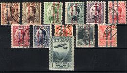España Nº 593/603 Y 654. Año 1931 - 1931-Hoy: 2ª República - ... Juan Carlos I
