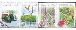Ref. 169488 * MNH * - MALAYSIA. 2004. CENTENARY OF MATANG MANGROVES PERAK . CENTENARIO DE MATANG MANGROVES PERAK - Malesia (1964-...)