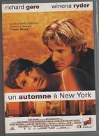 """DVD 1 FILM Un Automne À New York - RICHARD GERE """"le Chef D'oeuvre Du Cinéma Romantique"""" - Policiers"""
