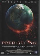 DVD 1 FILM Prédictions - Nicolas Cage - Policiers