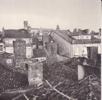 SANTIAGO De COMPOSTELLA   ESPAGNE 1929  Photo Amateur Format Environ 5,5 X 5,5 Cm - Plaatsen