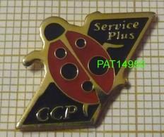 LA POSTE CCP SERVICE PLUS  COCCINELLE - Postes