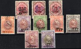 Irán Nº 356/57a, 361/7 - Irán