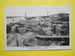 Saint-Pierre Montlimart ,mines D'Or De La Belliere - France