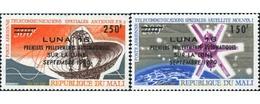 Ref. 364479 * MNH * - MALI. 1970. LUNA 16 . LUNA 16 - Malí (1959-...)