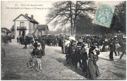 78 Forêt De RAMBOUILLET - Fête Du Lundi De Pâques à L'Etang De La Tour - Rambouillet