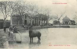 CPA 31 Haute Garonne Saint St Julia La Mare - Francia