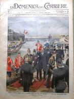 La Domenica Del Corriere 3 Maggio 1914 Centenario Napoleone Elba Venezia Messico - Guerra 1914-18