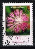 Bund 2019,Michel# 3470 O Blumen: Flockenblume - Used Stamps