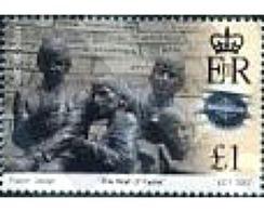 Ref. 207751 * MNH * - ISLE OF MAN. 2007. 800th ANNIVERSARY OF ROYAL CHARTER-LIVERPOOL . 800 ANIVERSARIO ROYAL CHARTER - - Monumentos