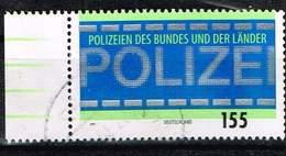 Bund 2019,Michel# 3480 O Polizei Des Bundes Und Der Länder - Used Stamps
