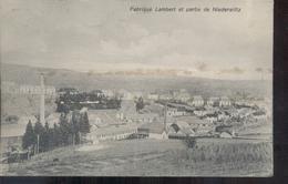 Luxembourg - Luxemburg - Niederwiltz - Fabrique Lambert - 1909 (Nidderwolz) - Schnellgerberei - Kaemmerer - Wiltz