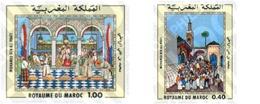 Ref. 53444 * MNH * - MOROCCO. 1979. MOROCCAN PAINTINGS . PINTURAS MARROQUIS - Filatelia & Monedas