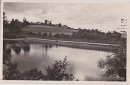 Bu - Cpa ST ELOY  Les MINES (63) - Barrage De Montaigut - Autres Communes
