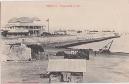 Bu - Cpa DJIBOUTI - Vue Générale Du Port - Gibuti