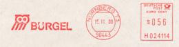 Freistempel 2782 Eule Bürgel - Poststempel - Freistempel