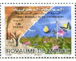 Ref. 215838 * MNH * - MOROCCO. 2008. WORLD DAY OF THE ENVIRONMENT . DIA MUNDIAL DEL MEDIO AMBIENTE - Marocco (1956-...)