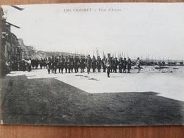 Camaret.prise D'armes.édition Le Bourdonnec 1203 - Camaret-sur-Mer