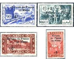 Ref. 342931 * MNH * - MOROCCO. 1942. INFANCY WELFARE . A BENEFICIO DE LA INFANCIA - Marruecos (1891-1956)