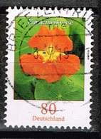Bund 2019,Michel# 3469 O Blumen: Kapuzinerkresse - Gebraucht