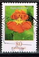 Bund 2019,Michel# 3469 O Blumen: Kapuzinerkresse - Used Stamps