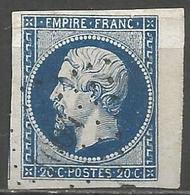 FRANCE - Oblitération Petits Chiffres LP 1004 LA COURTINE (Creuse) - 1849-1876: Période Classique